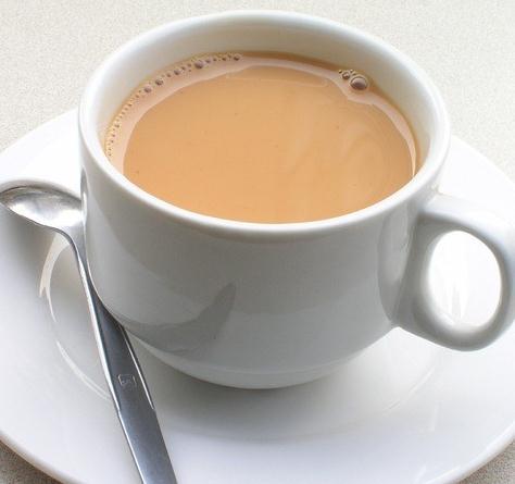 壹品町奶茶白色