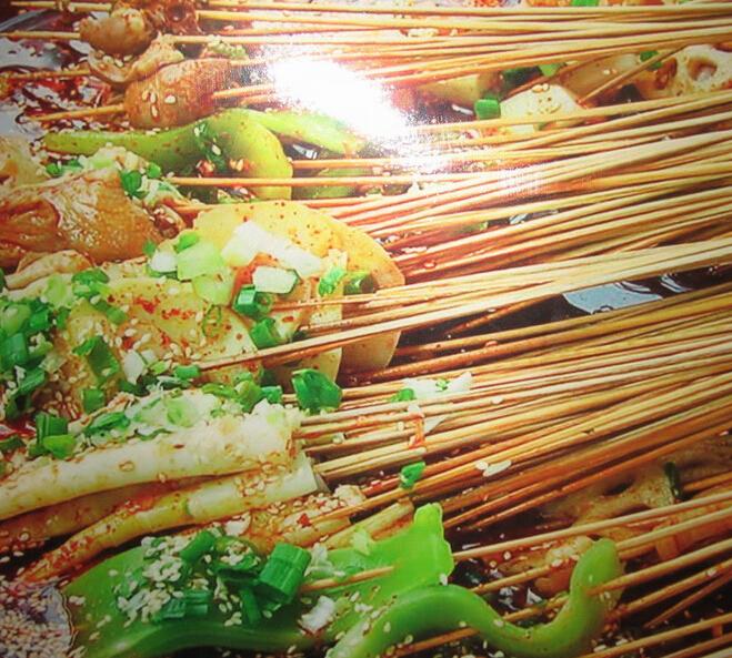 蓉城老坎砂锅串串