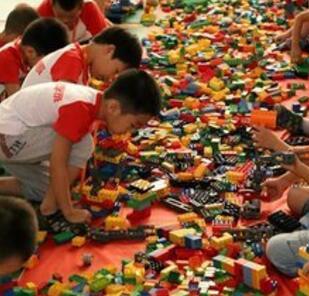 乐创教育儿童比赛