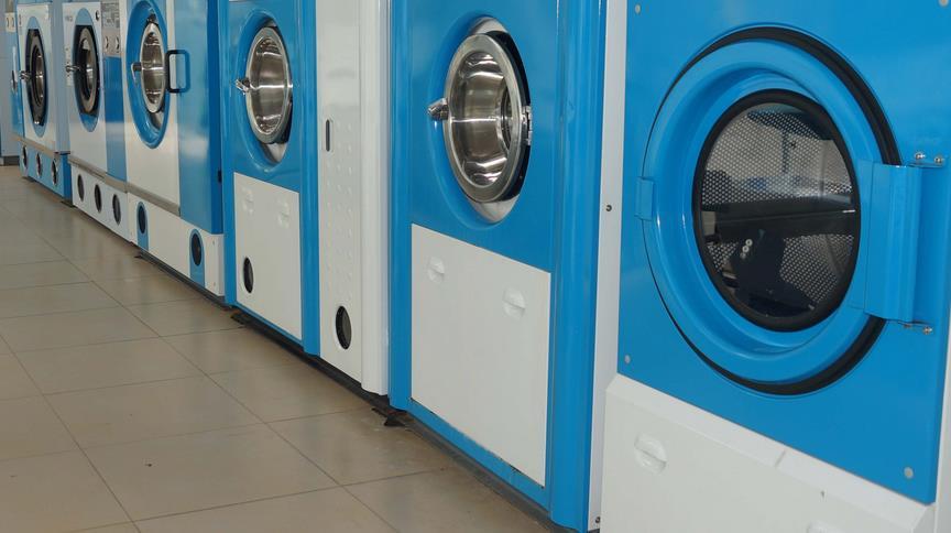新雅洗衣设备实拍