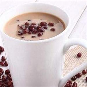 蜜巢奶茶店红豆奶茶