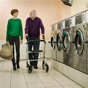洗多多洗衣老夫妻