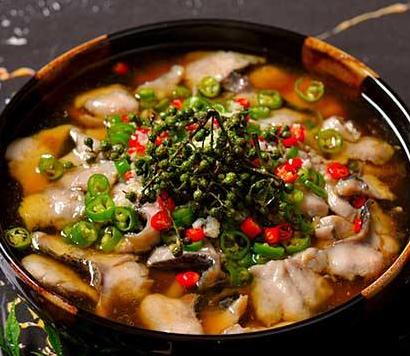 钓鱼湾藤椒酸菜鱼