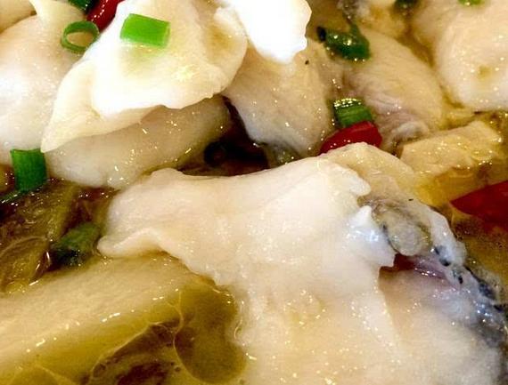 大拇指酸菜鱼