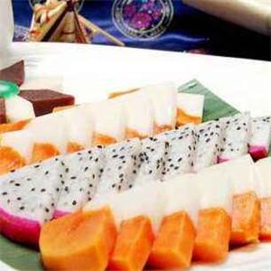 荣记甜品水果