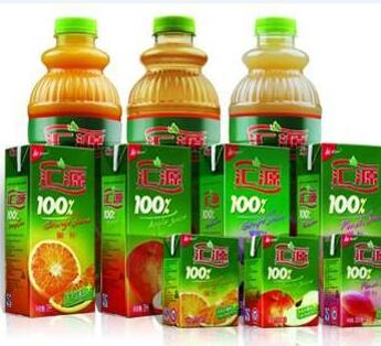 汇源果汁饮料大瓶果汁