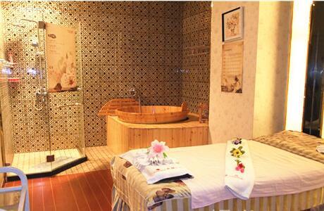 北京欧森美容室图片