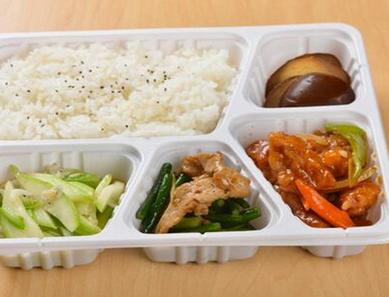 飯米粒中式快餐