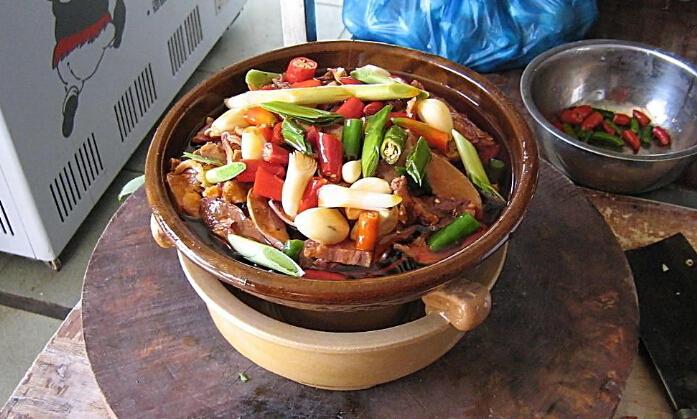 蜀王火锅特色菜加盟