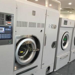 蓝雅洗衣干洗机