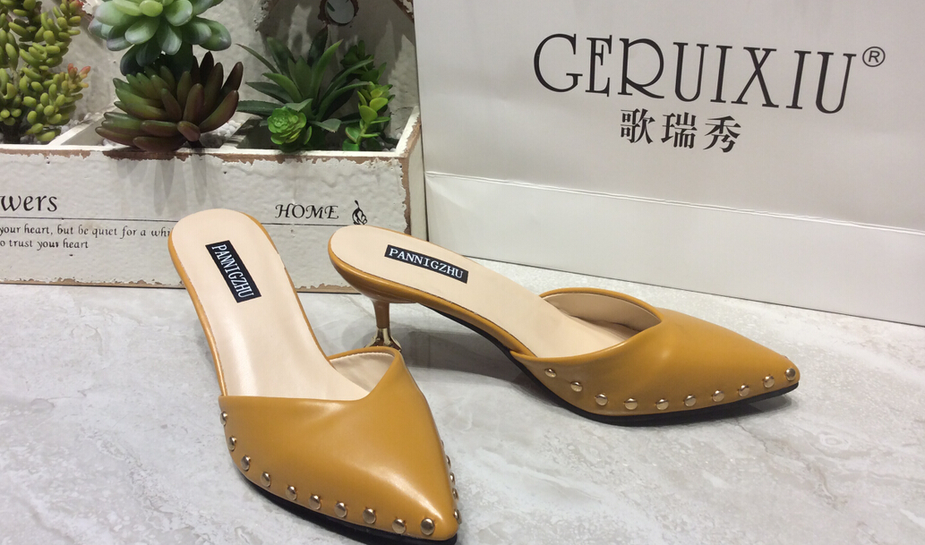 歌瑞秀女鞋