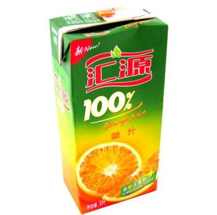汇源果汁饮料盒装果汁
