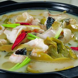 黄大酸菜鱼