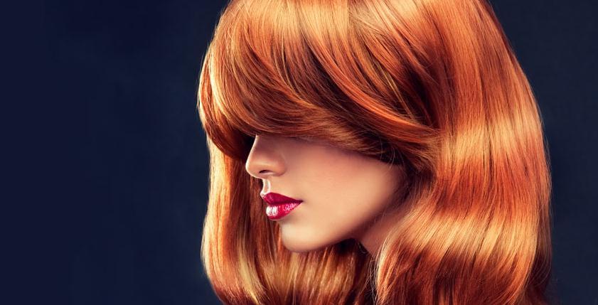 色调个性长发