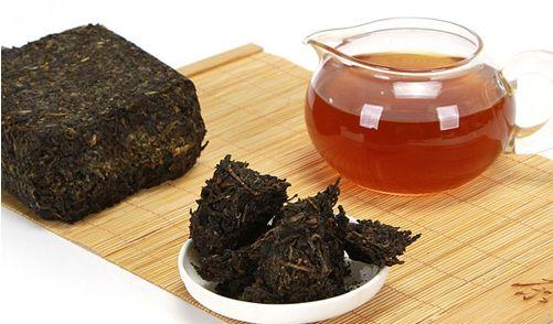 华莱健黑茶