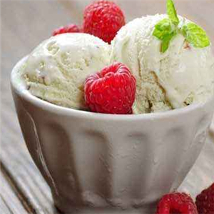 冰雪皇后冰淇淋抹茶