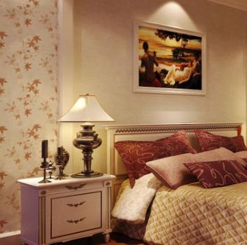 奢美多彩集成墙饰卧室装修