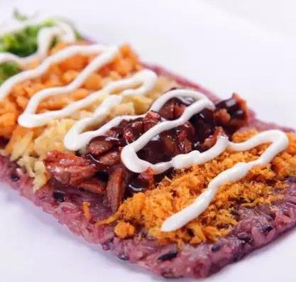 麦黍叔台湾饭团健康美味