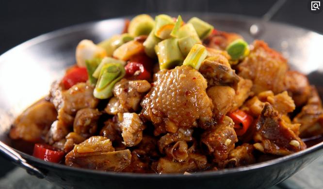 南韩干锅肉质鲜嫩