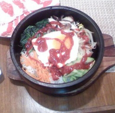 韩村石锅拌饭
