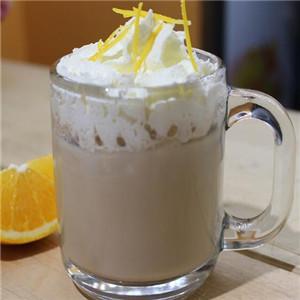 优格酸奶咖啡