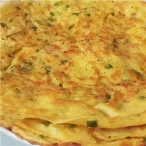 津刘香煎饼鸡蛋味