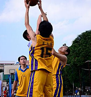 nbn蓝球赛