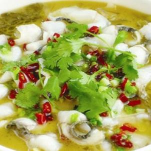 金威酸菜鱼