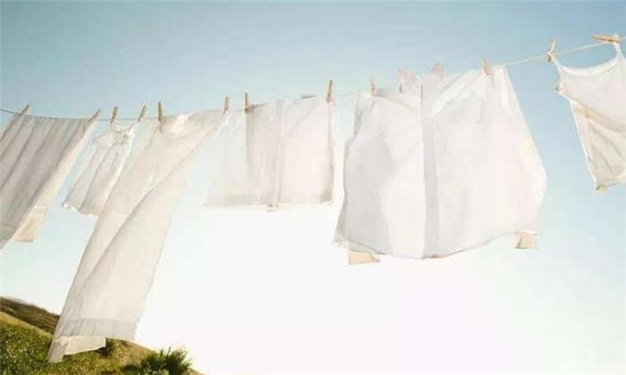凯瑞洗衣白衣服