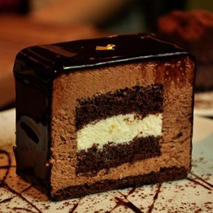 家琳甜品巧克力夹心