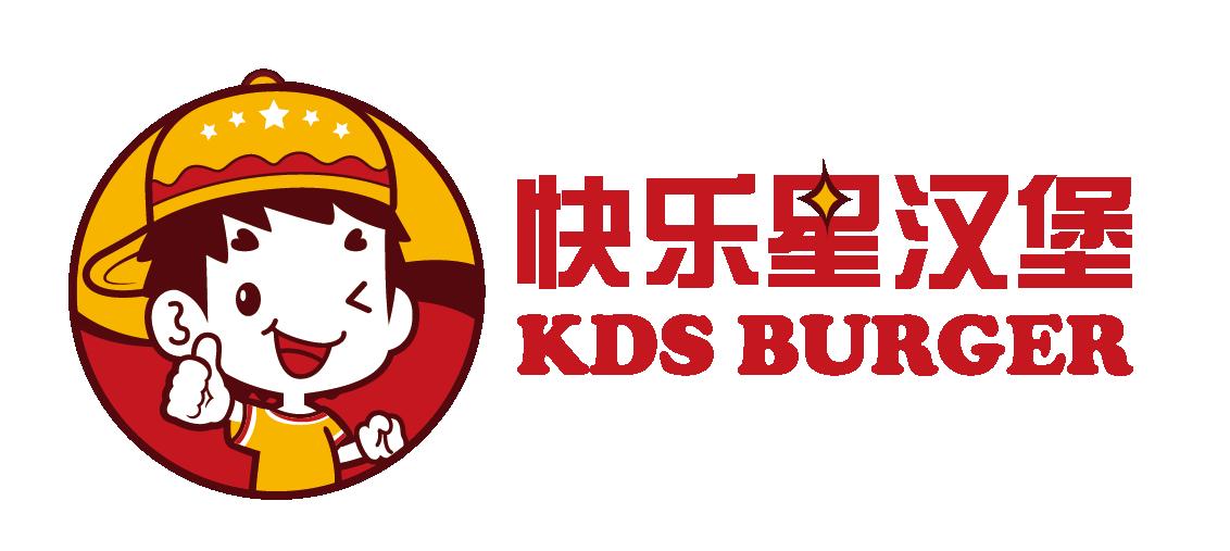 快乐星汉堡品牌logo