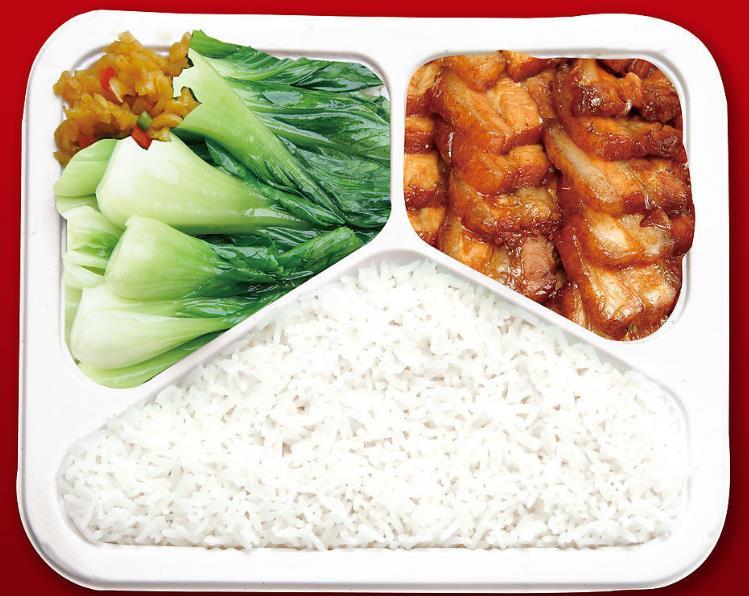 万家客中式商务快餐