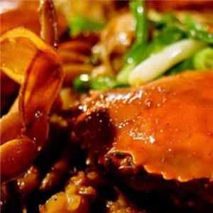 馋嘴肉蟹煲