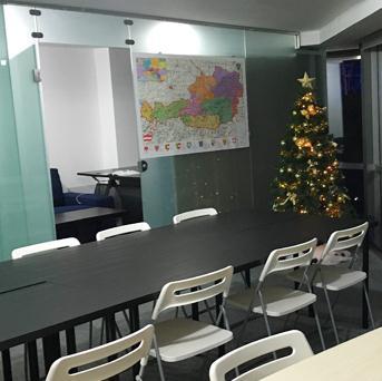 朗德德语培训室