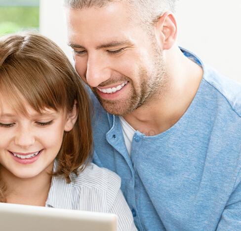 美国想象力英语家庭教育