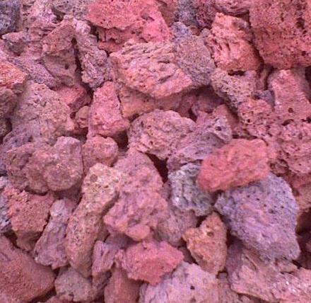 火山石烧烤