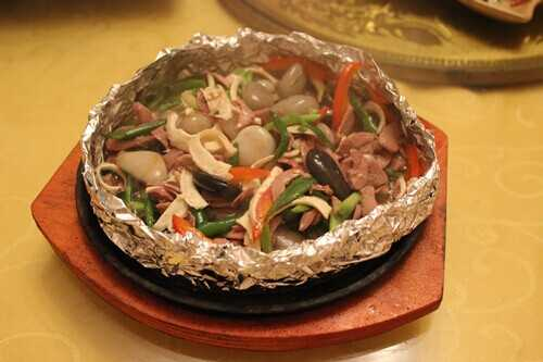 金鸡岭野菜馆