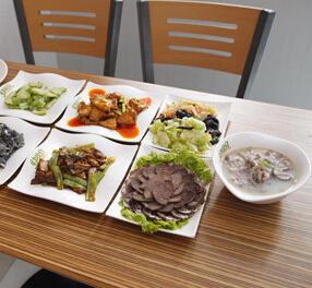 快客中式快餐