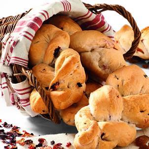 沁园烘焙奶香面包