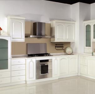 澳都整体厨柜白色