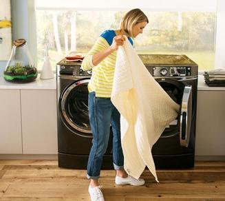 卡丝丽洗衣米色
