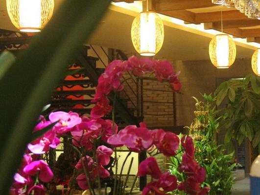 格日勒阿媽奶茶館