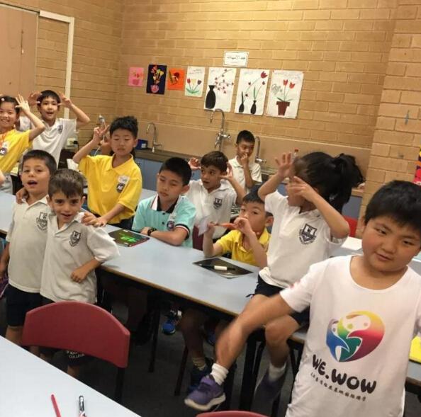 香港现代教育少儿英语