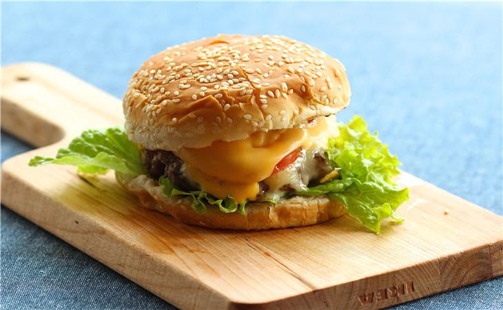 百基拉漢堡