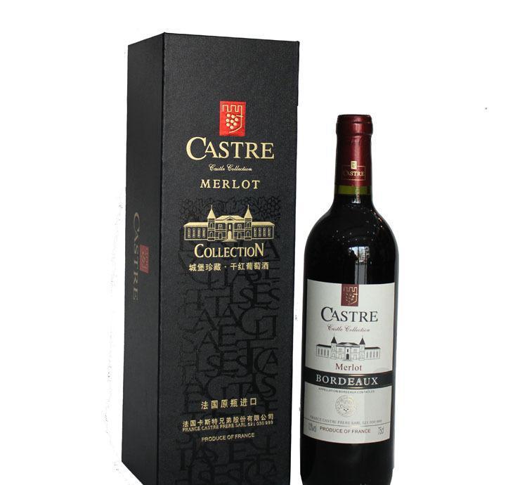 卡斯特红酒加盟门槛低