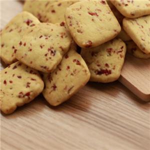 伊思多烘焙蔓越莓饼干