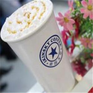 意国天空咖啡奶油咖啡
