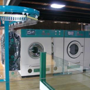 绿洁洗衣加盟