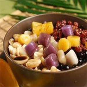 芋香源甜品紫芋头