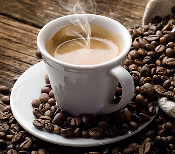 蓝樽咖啡店咖啡
